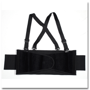 Back Support Belt/Breakaway Suspenders: BSB01