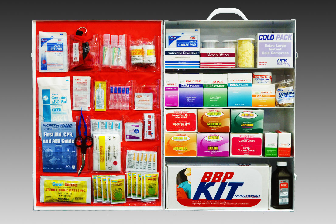 First Aid Kit 460