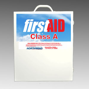 First Aid Cabinet 300 Class A ANSI 2015 Compliant