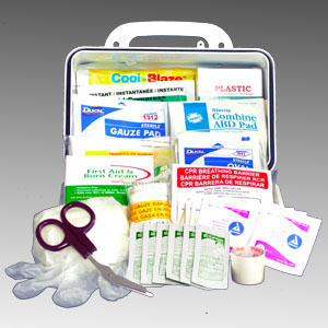 Contractor First Aid Kit 10 Person