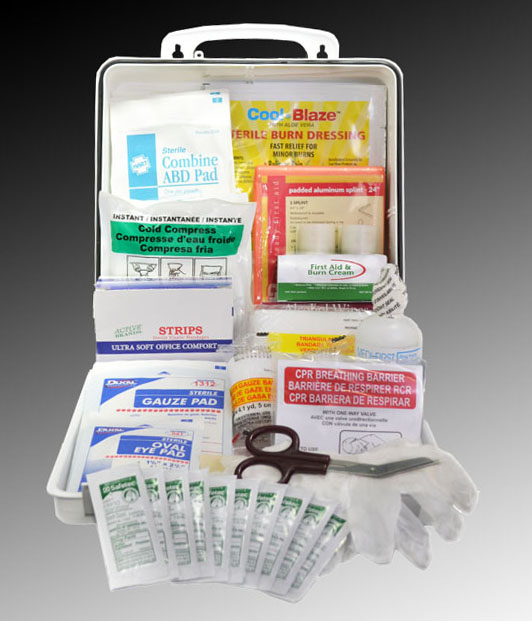 Contractor First Aid Kit 50 Person