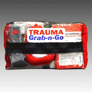 Trauma Grab-n-Go Bag