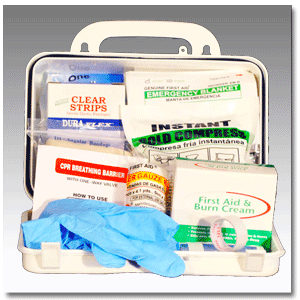 DOT First Aid Kit