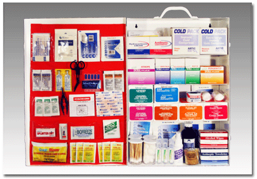 First Aid Kit 400