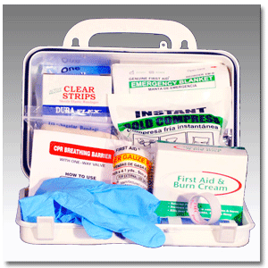 GreenCARE™ First Aid Kit 10 Person
