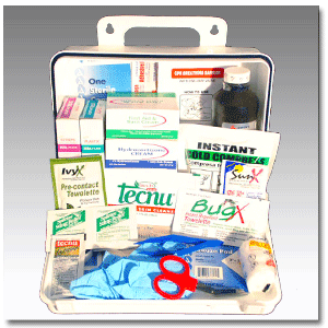 GreenCARE™ First Aid Kit 25 Person