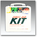 GreenCARE™ Landscaper First Aid Kit50 Person