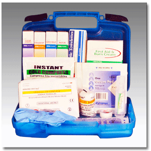 Rugged First Aid Kit