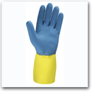 Cut & Sewn Nitrile Gloves (4