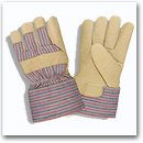 Insultated Leather Palm<br>Work Gloves