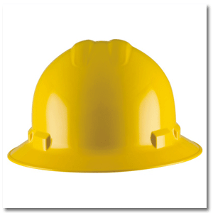 DUO SAFETY Full-Brim Helmets
