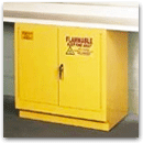 Flammables Undercounter Safety Storage Cabinet: 13-904