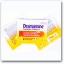 Dramamin®Chewable Tablets