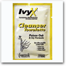 IvyX™ Cleanser Towelette